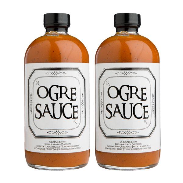 Ogre Sauce Original 2-Pack