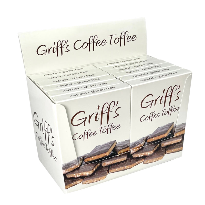 Griff's Coffee Toffee 12-pack