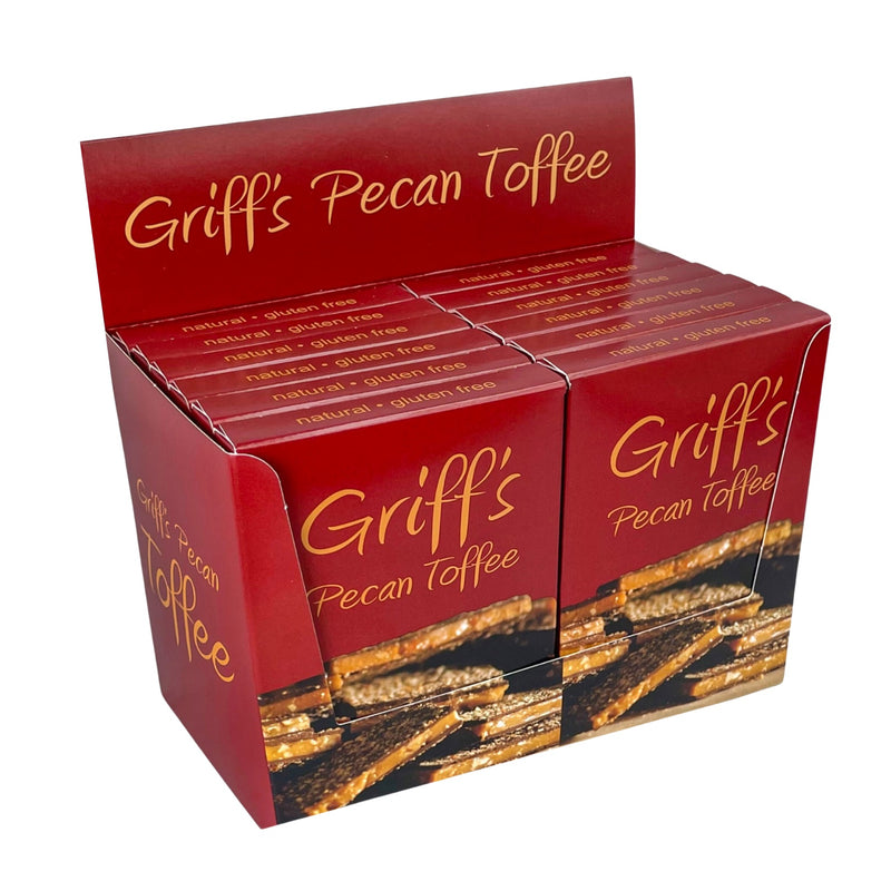Griff's Pecan Toffee 12-pack