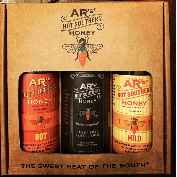 The Hot Southern Honey