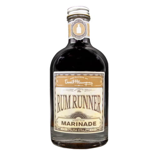The Rum Runner Marinade