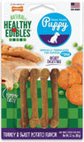 Nylabone Healthy Edibles Puppy Turkey And Sweet Potato Dog Treats