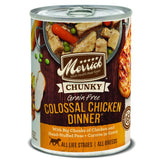 Merrick Grain Free Chunky Colossal Chicken Dinner Canned Dog Food