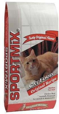 SPORTMiX Tasty Original Recipe Dry Cat Food