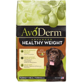 AvoDerm Grain Free Advanced Healthy Weight Turkey Meal Recipe Dry Dog Food