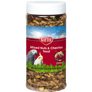 Kaytee Mixed Nuts & Cherries Treat for All Pet Birds