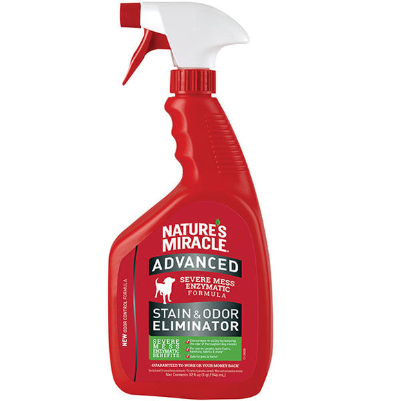 Nature's Miracle Advanced Stain and Odor Eliminator- Dogs