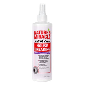 Nature's Miracle Dog House Breaking Potty Training Spray
