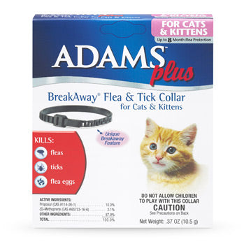 Adams™ Flea & Tick Collar for Cats & Kittens