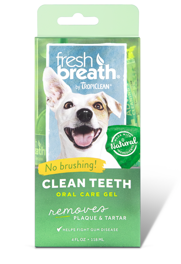 Fresh Breath for Dogs by TropiClean