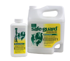 Merck Safe-Guard (fenbendazole) oral drench