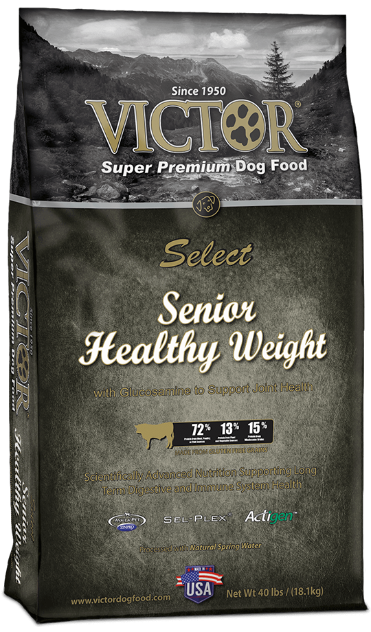 Victor Senior Healthy Weight Dry Dog Food
