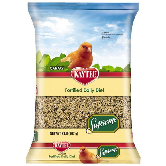 SUPREME FORTIFIED DAILY CANARY DIET