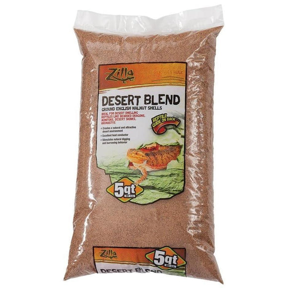 DESERT BLEND ENGLISH WALNUT SHELLS