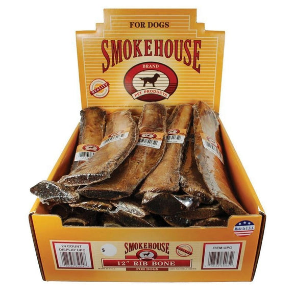 Smokehouse USA Made Rib Bone Display
