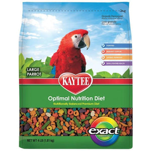 EXACT RAINBOW LARGE PARROT FOOD