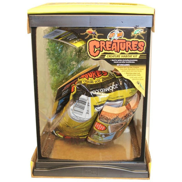 CREATURES HABITAT KIT