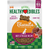Nylabone Healthy Edibles Natural Grain Free Biscuits