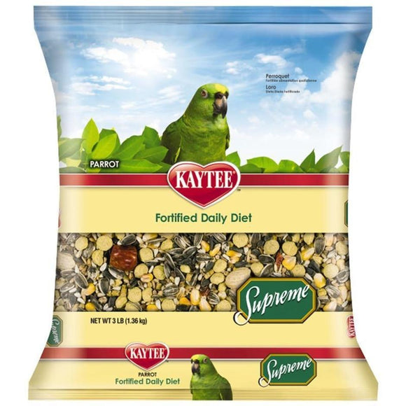 SUPREME PARROT DAILY DIET