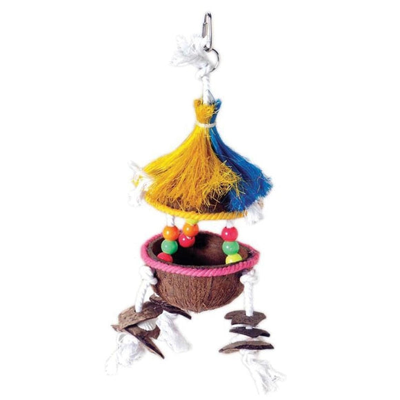 TROPICAL TEASERS BIRD TOY