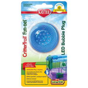 CRITTERTRAIL FUN-NELS LED BUBBLE PLUG
