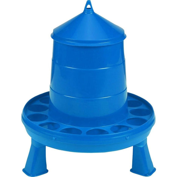 DOUBLE TUFF POULTRY FEEDER WITH LEGS