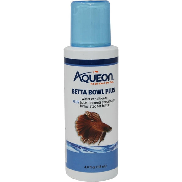 AQUEON BETTA BOWL PLUS WATER CARE
