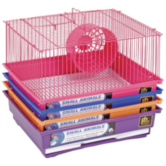 1 STORY GERBIL & HAMSTER CAGE