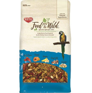 KAYTEE FOOD FROM THE WILD MACAW