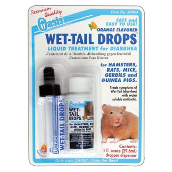 KORDON WET TAIL DROPS S/A DIARRHEA TREATMENT