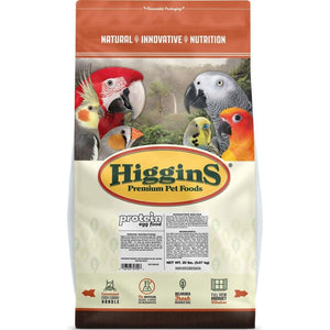 HIGGINS PROTEIN EGG FOOD DIETARY SUPPLEMENT