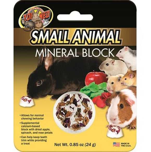 SMALL ANIMAL MINERAL BLOCK