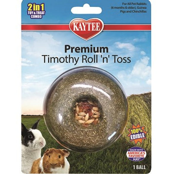 KAYTEE TIMOTHY ROLL 'N' TOSS TREAT