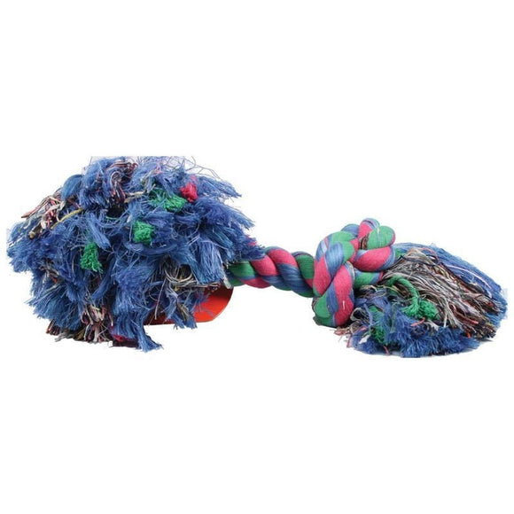 MAMMOTH FLOSSY CHEWS COLOR ROPE BONE