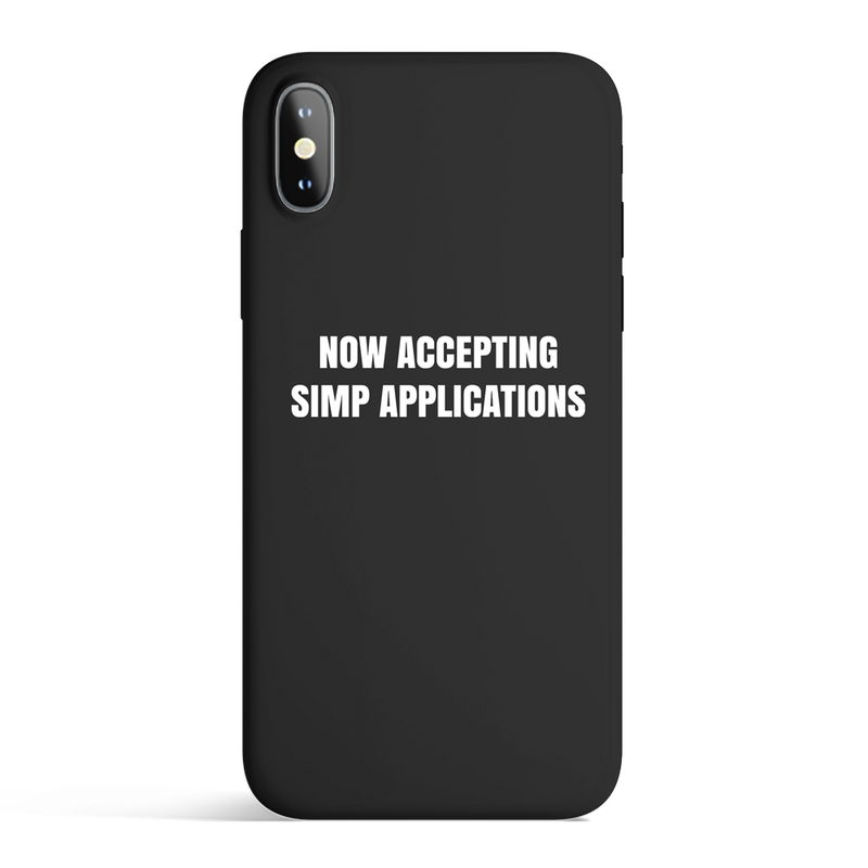 SIMP IPHONE CASE