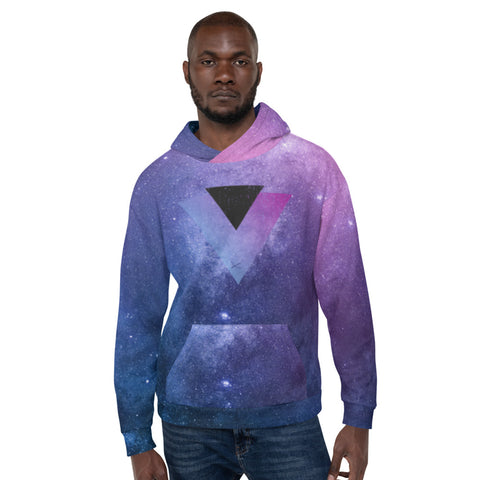 All Over Print - Inner Space Hoodie (M)