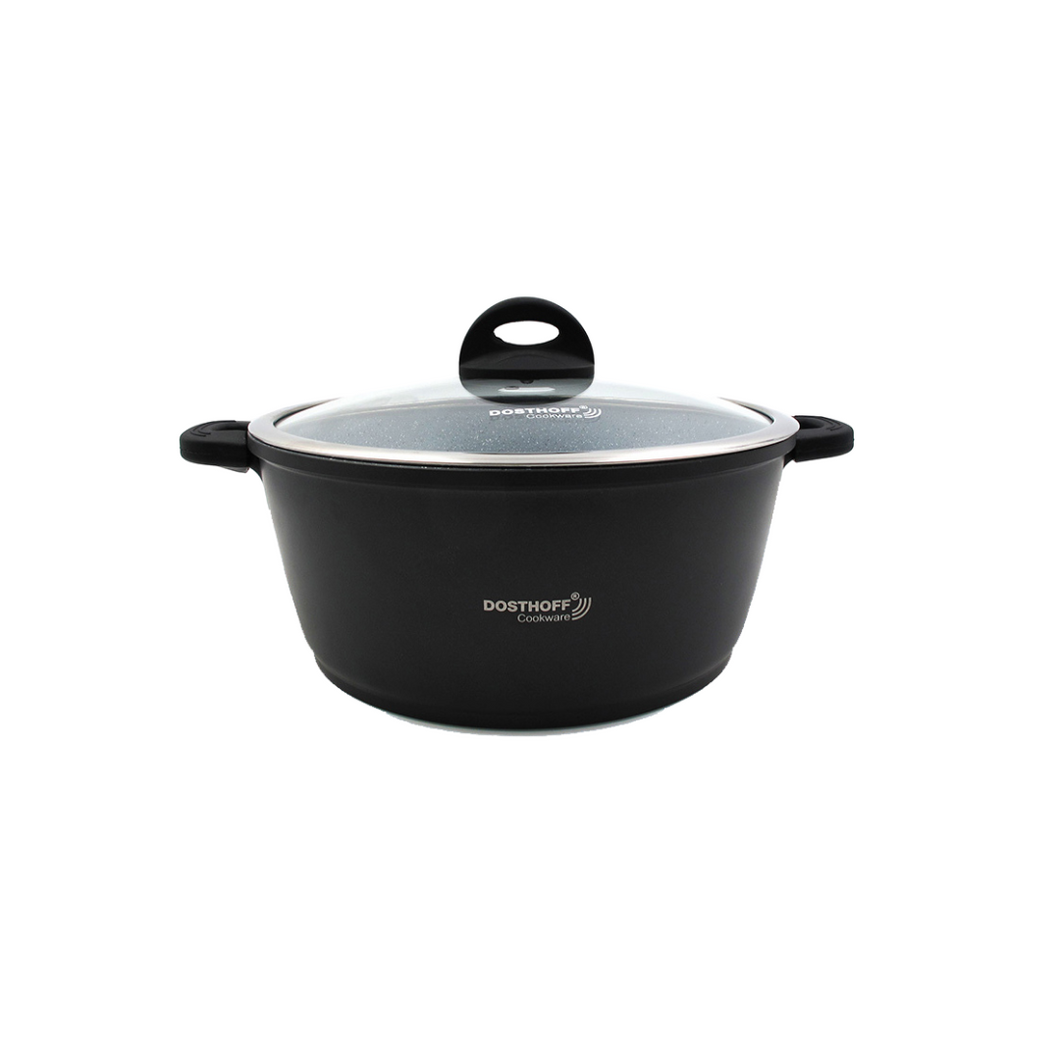 Dosthoff Induction Master Casserole w/ Cover (22 cm) - Akil Bros