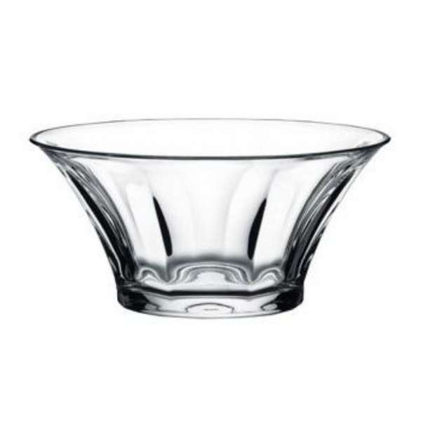 Pasabahce Lotus Glass Bowl