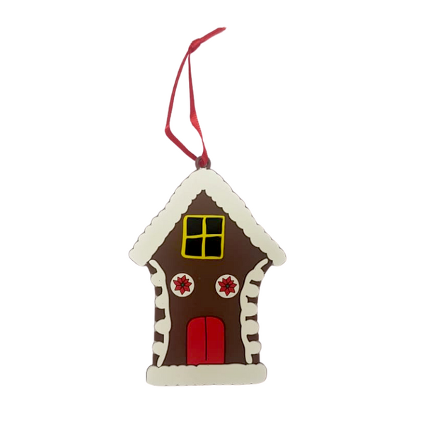 Silicone Christmas Ornament