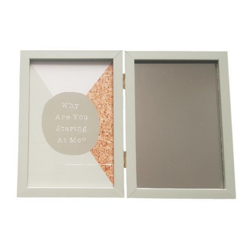 Green Double Photo Frame - 10 x 15 cm - Akil Bros