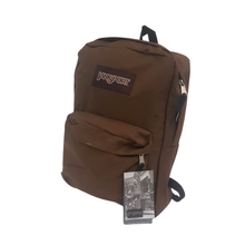 Load image into Gallery viewer, Jansport Brown Backpack