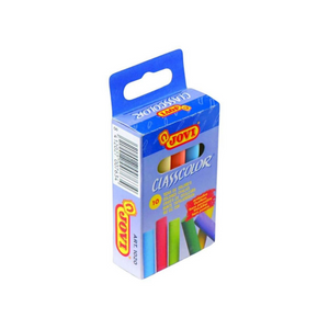 JOVI Colored Chalk - Pack of 10 - Akil Bros