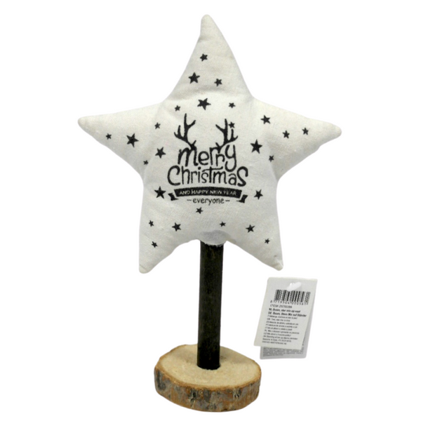 Fabric Star Stand