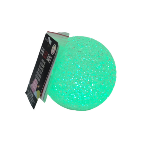 Color-Changing LED Snowball - Akil Bros