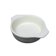 Load image into Gallery viewer, Small White Ceramic Dish w/ Handles