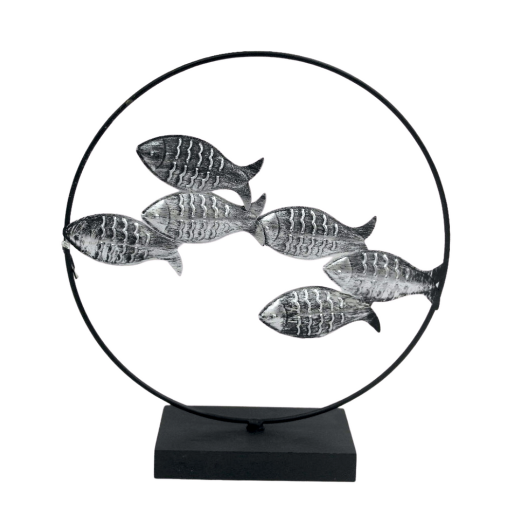 Fish Metal Decoration - Akil Bros