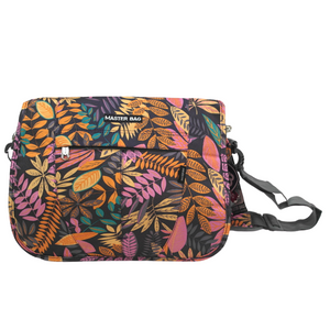 Master Bag Floral Shoulder Bag