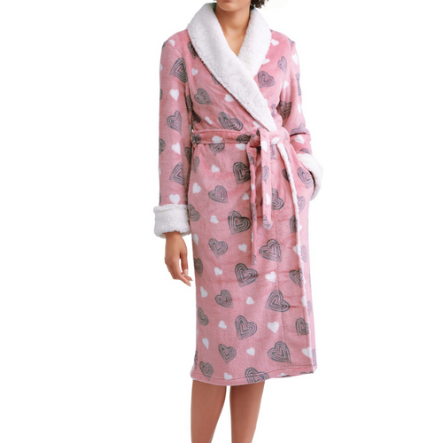 Women's Superminky Robe - Akil Bros