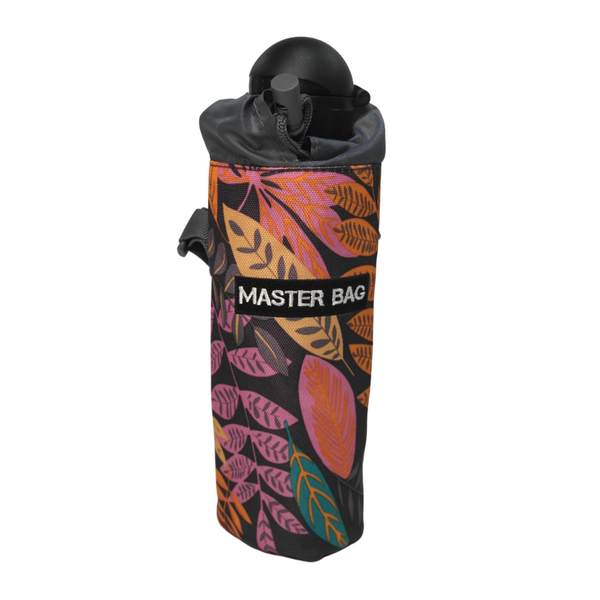 Master Bag Floral Water Bottle