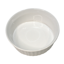 Load image into Gallery viewer, Porcelain Round Baking Dish - Akil Bros